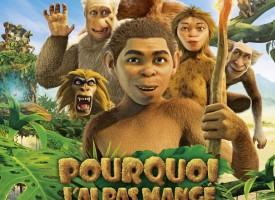El reino de los monos (Evolution man)