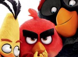 Angry Birds. La película.