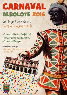 Albolote carnaval 2016