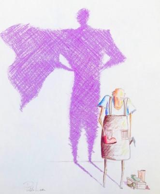 """""""Hombre"""" de Pablo Lara"""