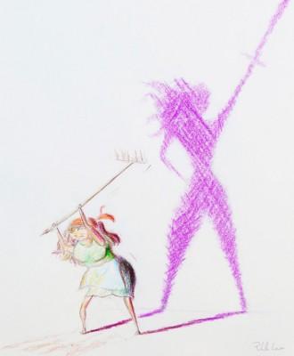 """Mujer"" de Pablo Lara"