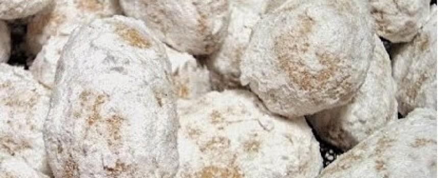 Pastelillos árabes de dátiles