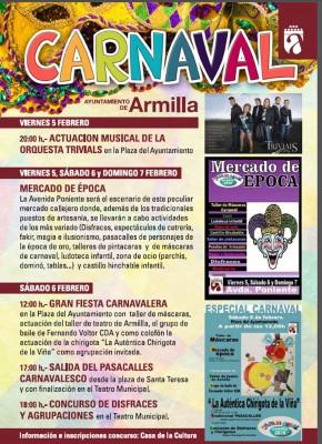 Carnaval armilla 2016