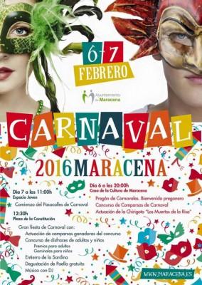 Carnaval 2016 maracena
