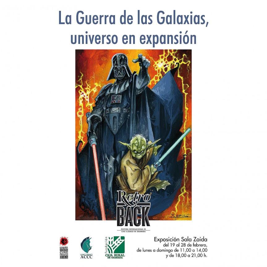 «La guerra de las galaxias. Un universo en expansión»