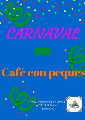 carnaval-cafe peques