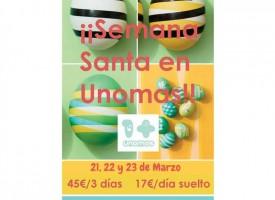 Campamento Urbano de Semana Santa 2016 – Unomas