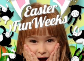Fun week de Semana Santa 2016 «Going nuts!». Kids&Us.