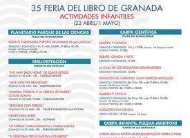 Feria del Libro Infantil-Juvenil de Granada 2016