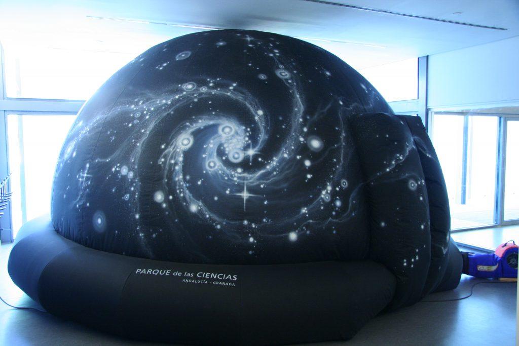 planetario parque ciencias