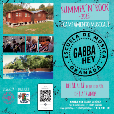 summer rock 2016 - gabba hey
