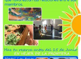 Vacaciones en familia en Cádiz 2016 (Arteterapia Psicoart)