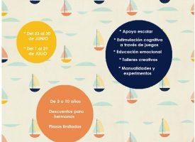 Campamento de verano Aprendizaje y Desarrollo 2016.