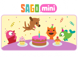 Apps de Sago Mini (3-5 años)