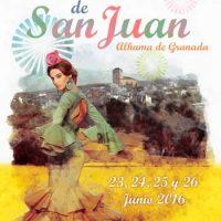 Fin de semana de Fiestas Mayores (Salobreña, Alhama de Granada, La Chana y Parque Nueva Granada)