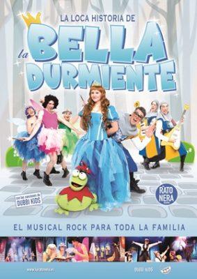 """""""La loca historia de la Bella Durmiente"""" @ Palacio de Congresos Granada   Granada   Andalucía   España"""
