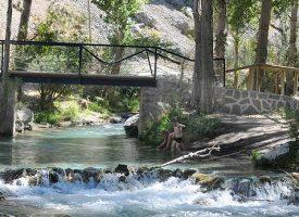 El Río Dílar, una de las zonas más frescas de Granada