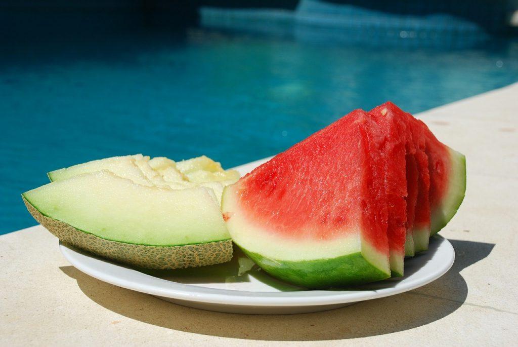 sandia-melon
