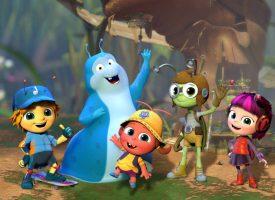 """""""Beat Bugs"""" es la nueva serie infantil de Netflix basada en los Beatles"""