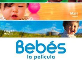 """""""Bebés, la película"""". 4 bebés 4 continentes"""