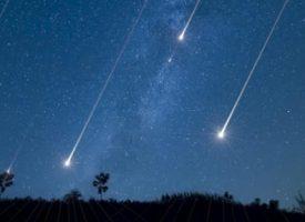 Lluvia de estrellas Perseidas 2016 en Granada