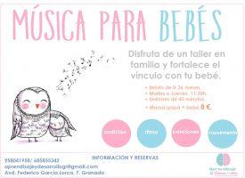 Música para bebés (16-17)