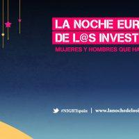 "Actividades infantiles en ""La noche europea de L@s Investigador@s"" 2017"