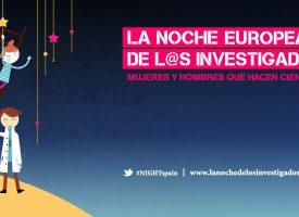 Actividades infantiles en «La noche europea de L@s Investigador@s» 2017