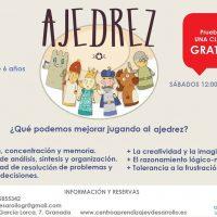 """""""Ajedrez"""" en Centro Aprendizaje y Desarrollo (17-18)"""