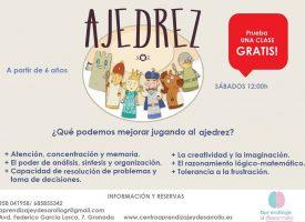 «Ajedrez» en Centro Aprendizaje y Desarrollo (17-18)