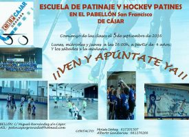 Patinaje y Hockey patines (16-17)