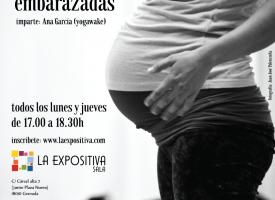 Yoga para embarazadas. Imparte Ana García (16-17)