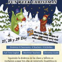 Fun week Christmas en Give me 5 School (2016)