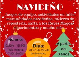 Campamento Navideño en Café con Peques (16-17)