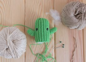 Taller de Muñecos de Crochet: Amigurumi (2017)