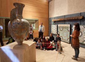 Visitas a la Alhambra en familia con «La Alhambra Educa 2017»