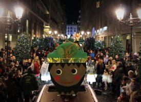 Cabalgata de Reyes Magos 2017 en Granada (recorrido y horario)
