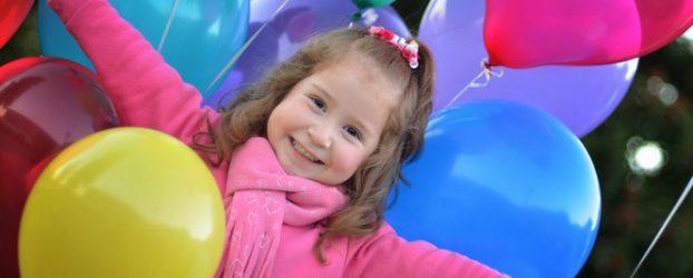 Juegos con globos para niños