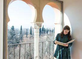 """Más arte en la Alhambra: zona de lectura y """"caja de música""""en la Torre de la Justicia"""
