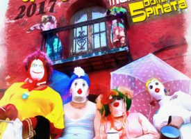 Maquillajes para el carnaval infantil de Alhama de Granada 2017