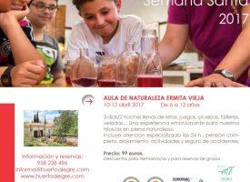Campamento Semana Santa (Huerto Alegre) 2017