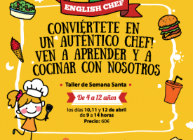 Taller English Chef (Inglés Divertido) 2017