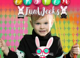 "Fun weeks easter ""Irish Luck"" (Kids&Us) 2017"