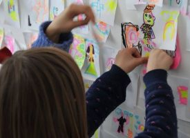 "Exposición ""Arte para aprender arte"" 2017 – FINALIZADA"