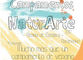 Campamentos NaturArte 2017 (Espacio Laborarte)