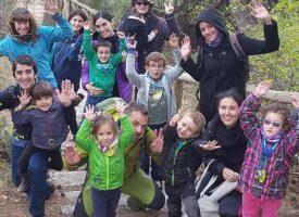 Campamento de verano 2017 (Integral Sierra Nevada)