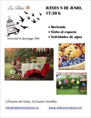 HUÉTOR-SANTILLÁN - Fiesta en La Aldea @ La Aldea Montessori | Huétor - Santillán | Andalucía | España