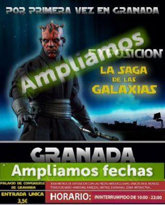 "Exposición ""La saga de las galaxias"" @ Palacio de Congresos | Granada | Andalucía | España"