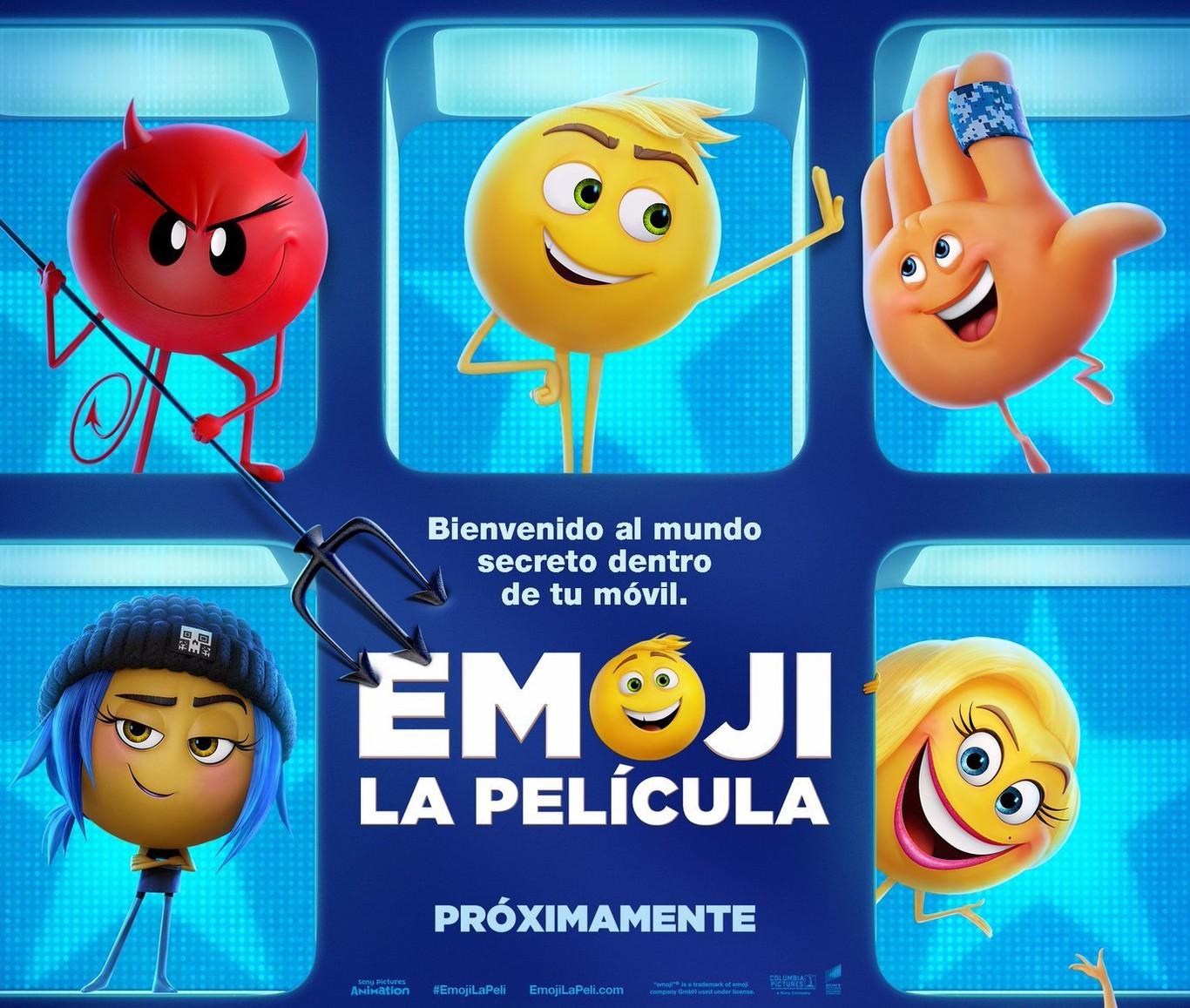 Emoji: La película   MiniGranada