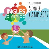 Summer Camp Sierra de Baza 2017 (Inglés Divertido)